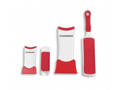 Cleanmaxx pluizenborstel set