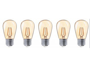Lumisky Filament Led-lampen 5-pack