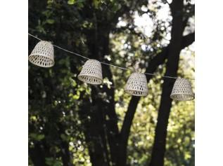 Lumisky party solar snoerverlichting Chill