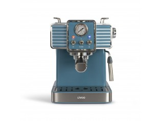 Livoo Retro Espressomachine DOD174