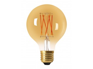 MOODZZ Dimbare Filament LED lamp G80 six pack (6 stuks)