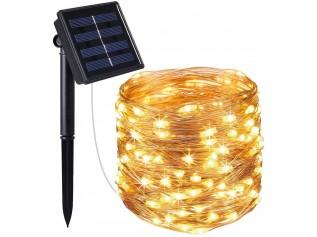 Lumisky Solar Snoerverlichting Skinny 400