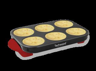 Techwood Mini Crêpe Maker TCP-65