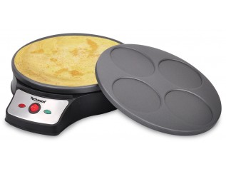 Techwood Crêpe Maker 2-in-1 TCP-721