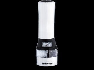 Techwood elektrische peper en zoutmolen