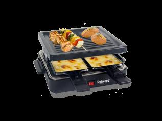 Techwood Grill- en Racletteset TRA-49