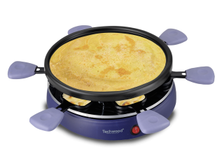 Techwood grill/raclette TRA-61C