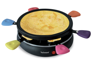 Techwood grill/raclette TRC-604