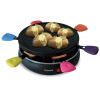Techwood grill/raclette TRA-62